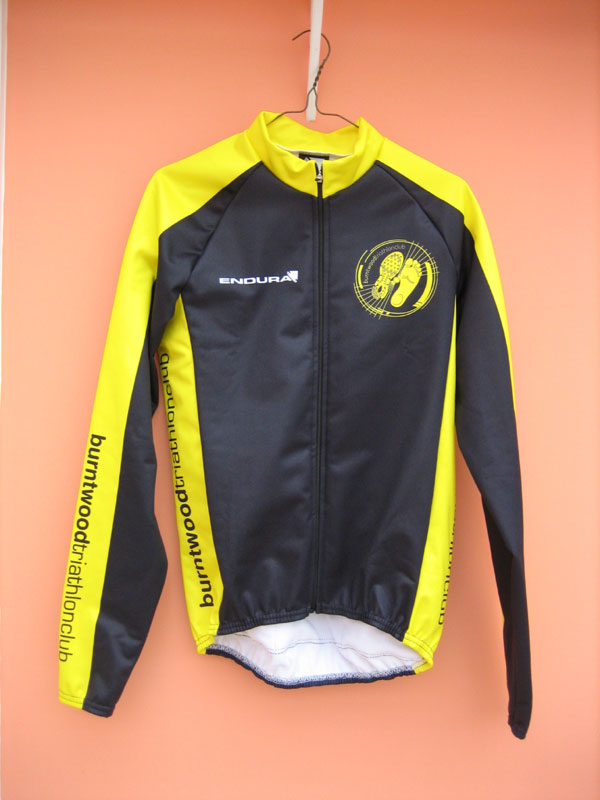 Cycle Jacket Front