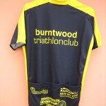 Cycle Jersey Back